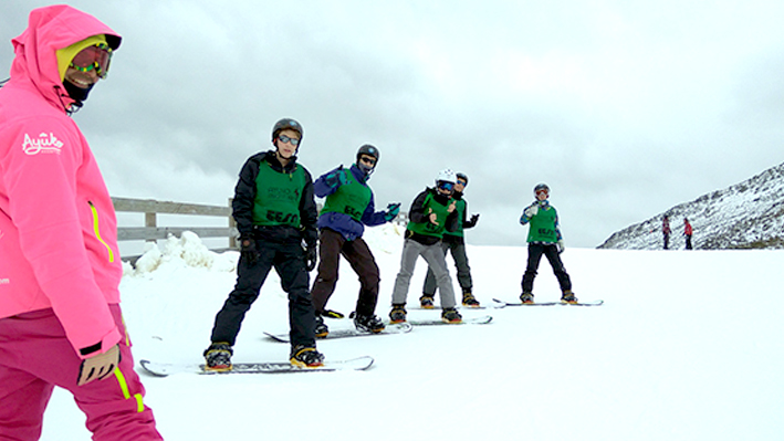 Esquí y snow en Galicia y León