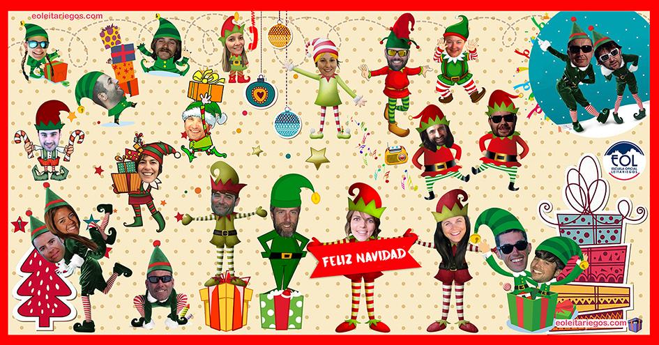 Duendes EOL Navidad
