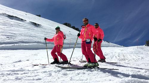 Monitores de ski y snow en Nieve León Leitariegos