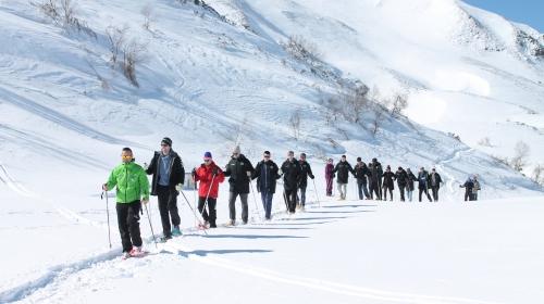 Carnavales en la nieve