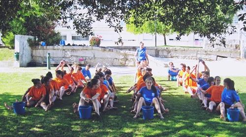 Campamento Rias Baixas en Galicia
