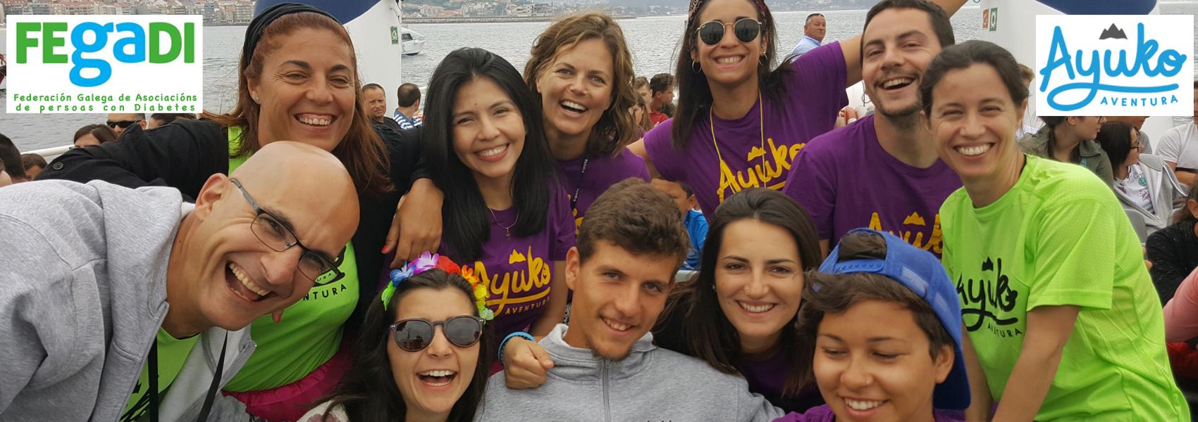 Campamento Diabéticos Galicia